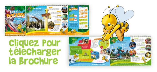 Brochure Parc du Bocasse 2016