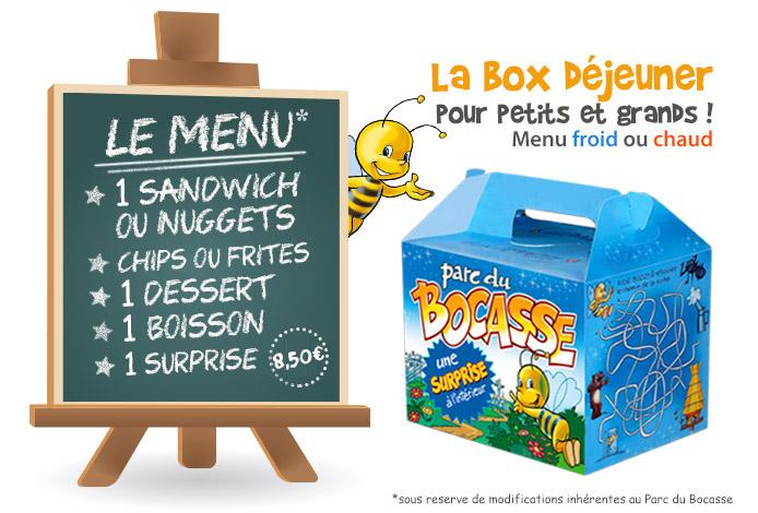 Restaurant Parc du Bocasse 2014